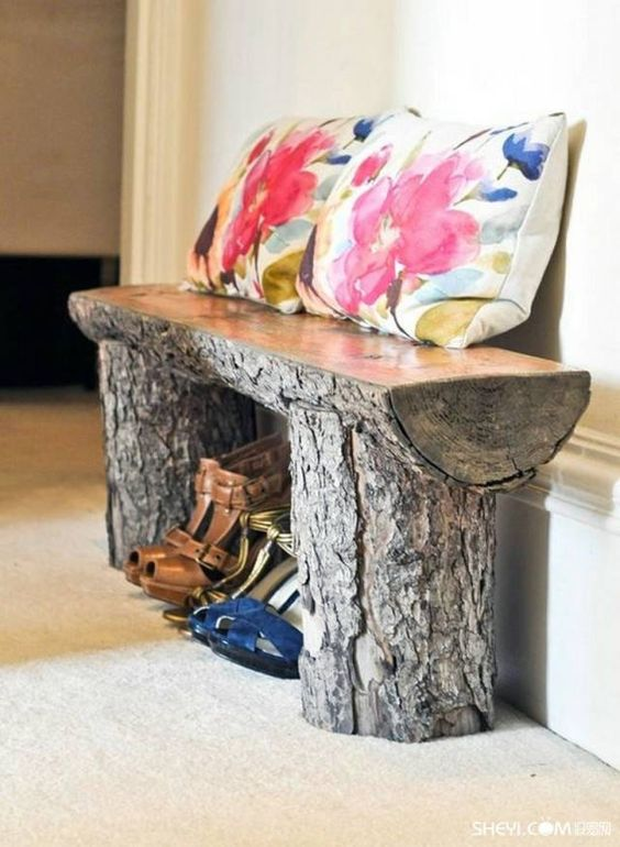 Inspirational DIY Rustic Home Decor Ideas