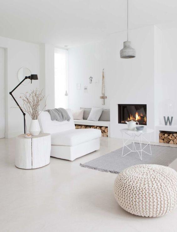 15 Best Minimalist Living Room Ideas from interior-design category