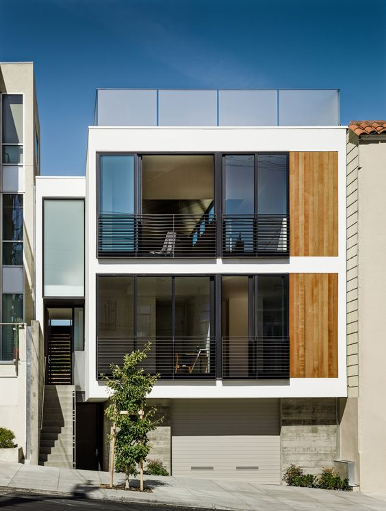 30+ Photos Of Modern Houses In Which You Will Want To Live -  - architecture - contemporary building -