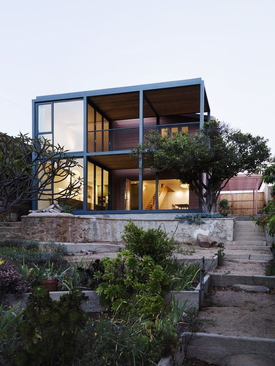 30+ Photos Of Modern Houses In Which You Will Want To Live -  - architecture - cube style modern bungalow -
