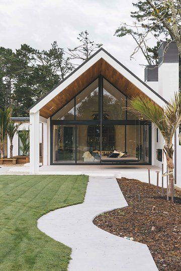 30+ Photos Of Modern Houses In Which You Will Want To Live