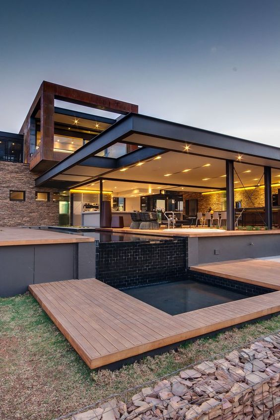 30+ Photos Of Modern Houses In Which You Will Want To Live -  - architecture - luxury modern mansion -