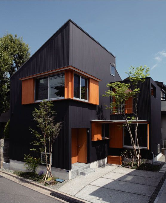 30+ Photos Of Modern Houses In Which You Will Want To Live -  - architecture - modern black house -