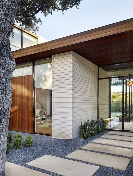 30+ Photos Of Modern Houses In Which You Will Want To Live -  - architecture - modern house flat roof -