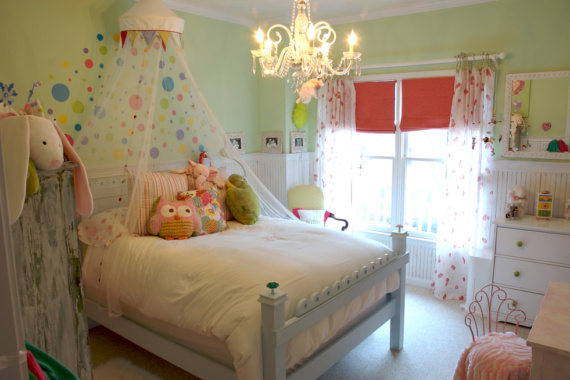 Types Of Chandeliers For A Girls Room