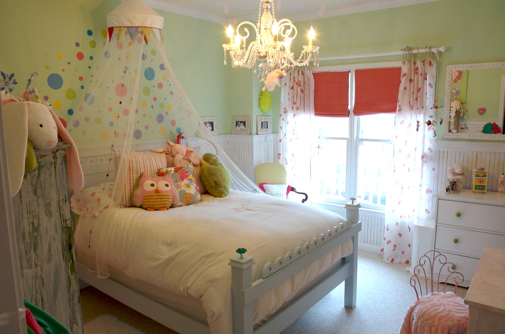 Bring a Quirky Character to Your Child's Bedroom With Crystal Chandeliers