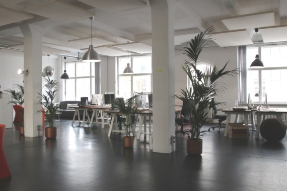 Office Aesthetics: How Interior Design Can Improve Productivity in the Workplace