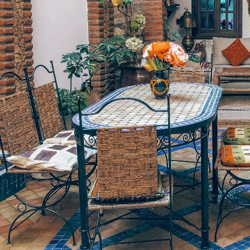 Outdoor Furniture On Sale -  -  - Dining Tables 1 -