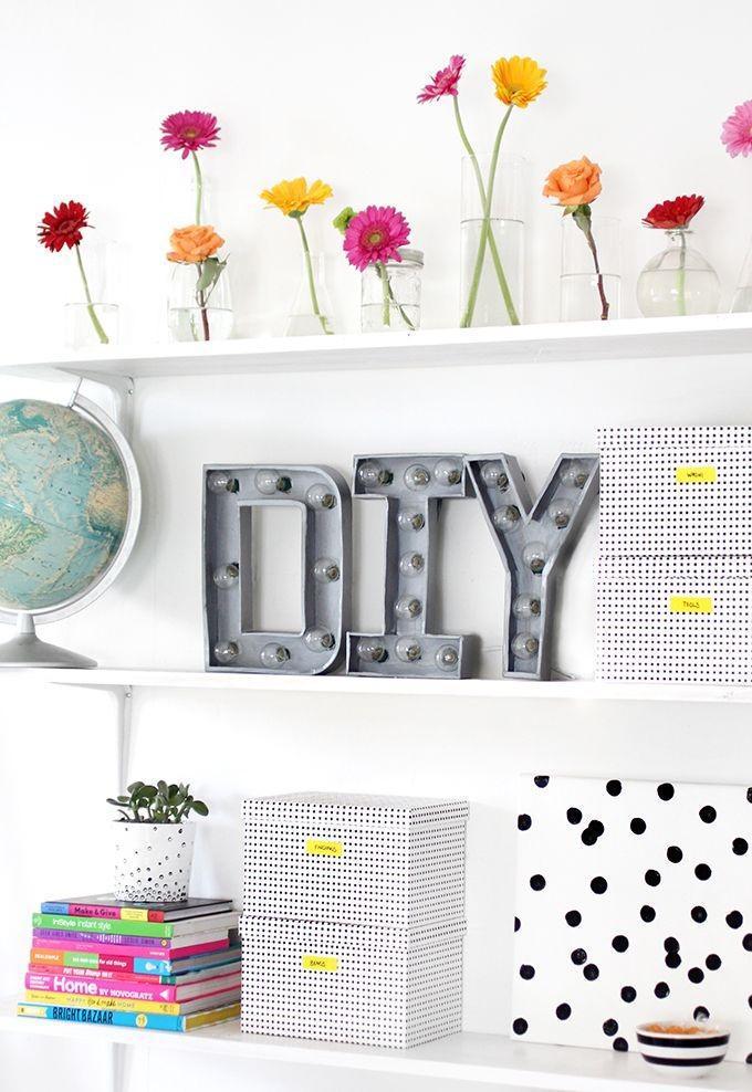 9 DIY Home Decor Ideas in Summer -  - home-decor - 9 DIY Home Decor Ideas in Summer 2 -