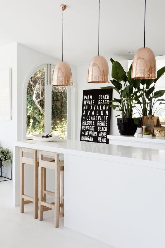 27+ Best Modern Kitchen Design Ideas For Your Place -  - interior-design - Best Modern Kitchen Design Idea For Your Place bohemian boho scandinavian midcentury interior design 16 -