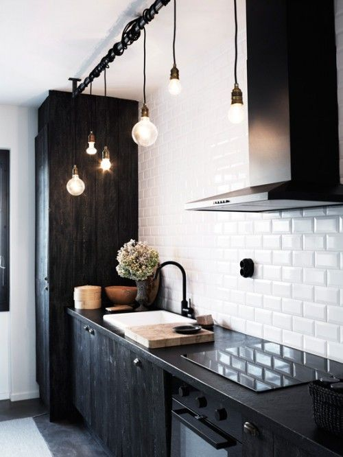 27+ Best Modern Kitchen Design Ideas For Your Place -  - interior-design - Best Modern Kitchen Design Idea For Your Place bohemian boho scandinavian midcentury interior design 4 -