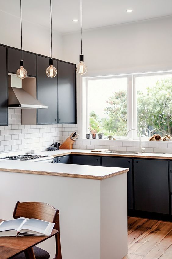 27+ Best Modern Kitchen Design Ideas For Your Place -  - interior-design - Best Modern Kitchen Design Idea For Your Place bohemian boho scandinavian midcentury interior design 8 -
