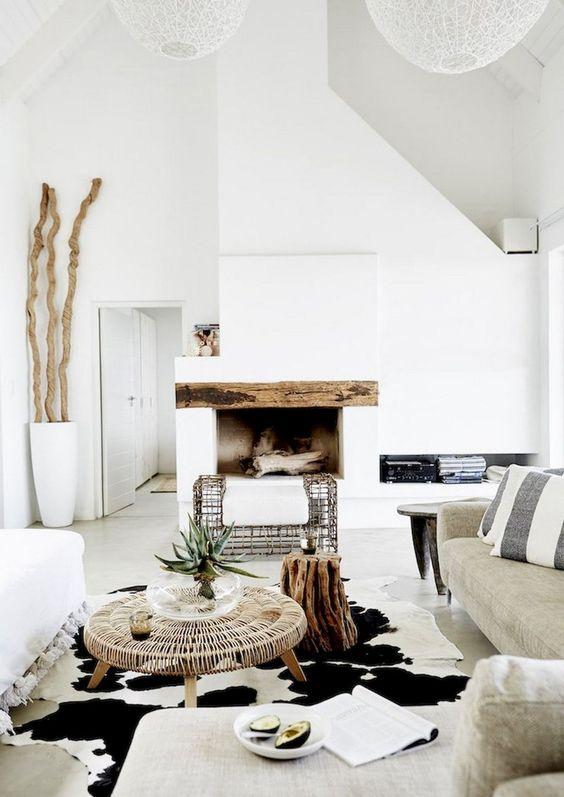 Scandinavian Design: Absolutely Stunning Interiors That You Will Love -  - interior-design - Scandinavian interior design style nordic living room bedroom kitchen minimalistic 13 -