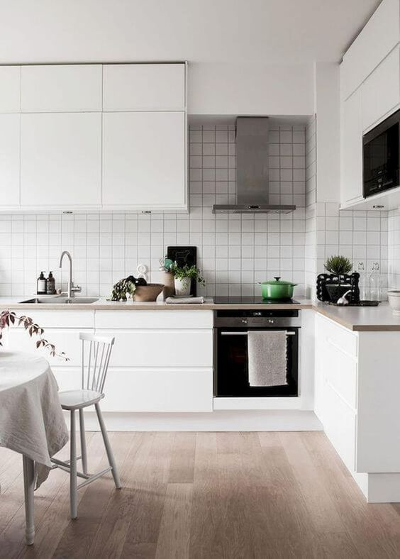 Scandinavian Design: Absolutely Stunning Interiors That You Will Love -  - interior-design - Scandinavian interior design style nordic living room bedroom kitchen minimalistic 17 -
