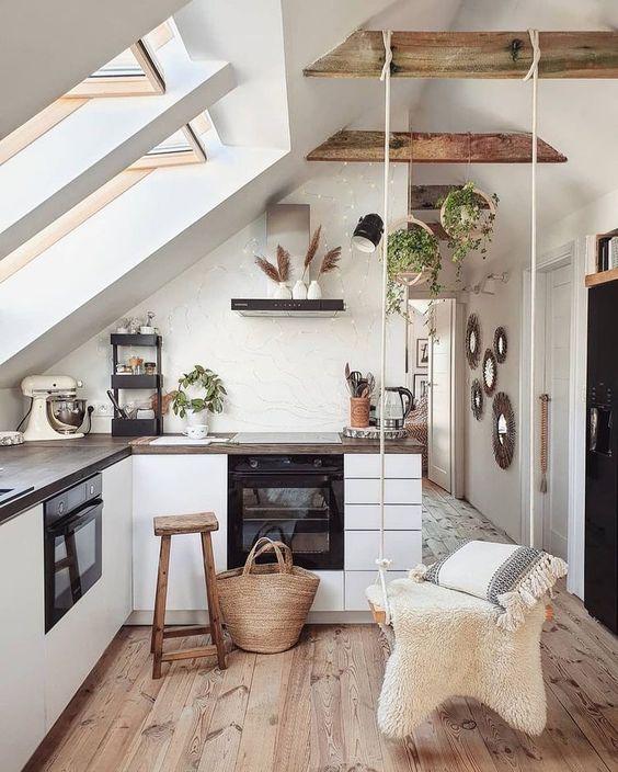 Scandinavian Design: Absolutely Stunning Interiors That You Will Love -  - interior-design - Scandinavian interior design style nordic living room bedroom kitchen minimalistic 19 -