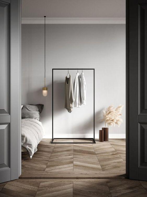 Scandinavian Design: Absolutely Stunning Interiors That You Will Love -  - interior-design - Scandinavian interior design style nordic living room bedroom kitchen minimalistic 21 -