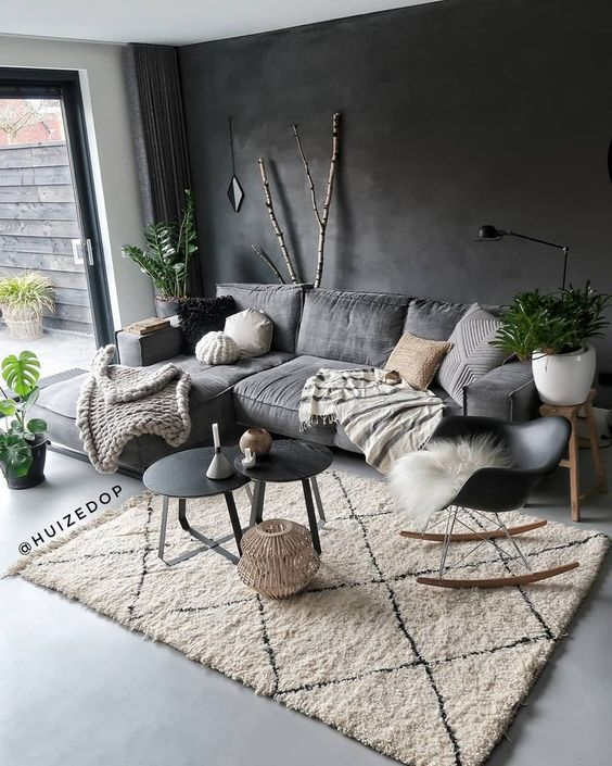 Scandinavian Design: Absolutely Stunning Interiors That You Will Love -  - interior-design - Scandinavian interior design style nordic living room bedroom kitchen minimalistic 28 -