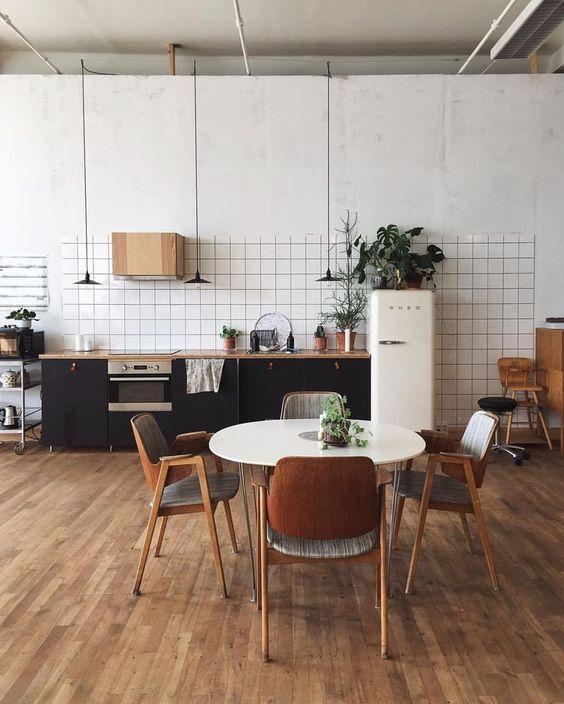 Scandinavian Design: Absolutely Stunning Interiors That You Will Love -  - interior-design - Scandinavian interior design style nordic living room bedroom kitchen minimalistic 29 -