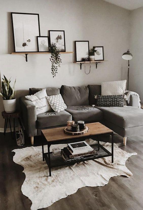 Scandinavian Design: Absolutely Stunning Interiors That You Will Love -  - interior-design - Scandinavian interior design style nordic living room bedroom kitchen minimalistic 33 -