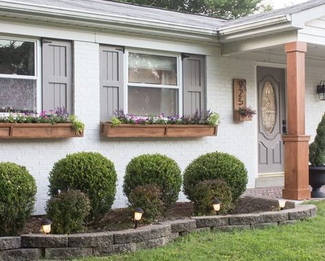 31 Simple Landscaping Ideas How To Decor Your Front Yard