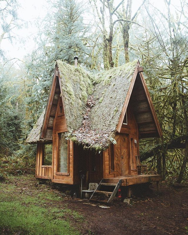 25+ Dreamy & Cozy Cabins You Will Want To Visit This Year -  - architecture - cozy rustic dreamy cabins cottages forest mountains small ideas 12 -