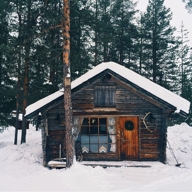 25+ Dreamy & Cozy Cabins You Will Want To Visit This Year -  - architecture - cozy rustic dreamy cabins cottages forest mountains small ideas 14 -
