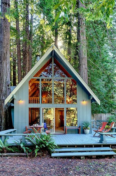 25+ Dreamy & Cozy Cabins You Will Want To Visit This Year -  - architecture - cozy rustic dreamy cabins cottages forest mountains small ideas 3 -