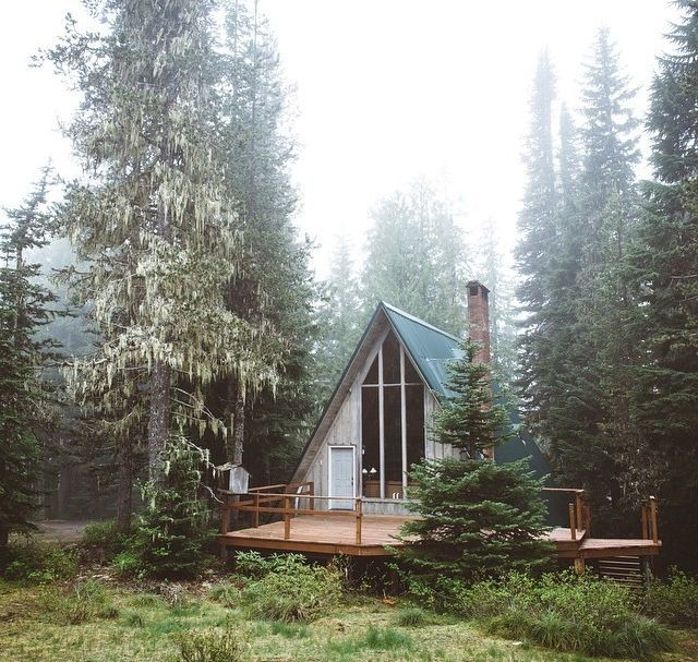 25+ Dreamy & Cozy Cabins You Will Want To Visit This Year -  - architecture - cozy rustic dreamy cabins cottages forest mountains small ideas 4 -