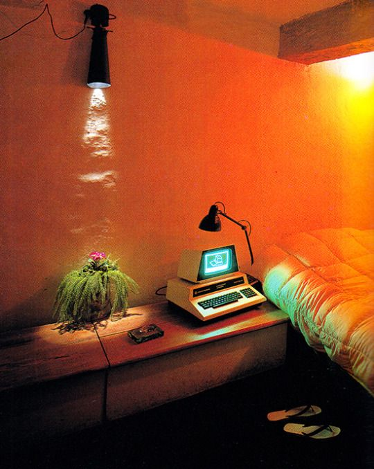 '80s Interiors - This Is How Interior Design Looked Like In The Past -  - interior-design - 80s interior design living room space home decor colour neon lights pink blue 11 -