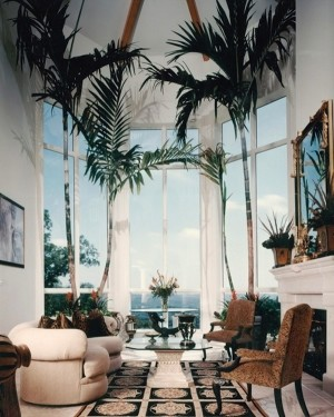 '80s Interiors - This Is How Interior Design Looked Like In The Past (Postmodern Gallery) -  - interior-design - 80s interior design living room space home decor colour neon lights pink blue 12 -