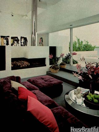 '80s Interiors - This Is How Interior Design Looked Like In The Past (Postmodern Gallery) -  - interior-design - 80s interior design living room space home decor colour neon lights pink blue 8 -