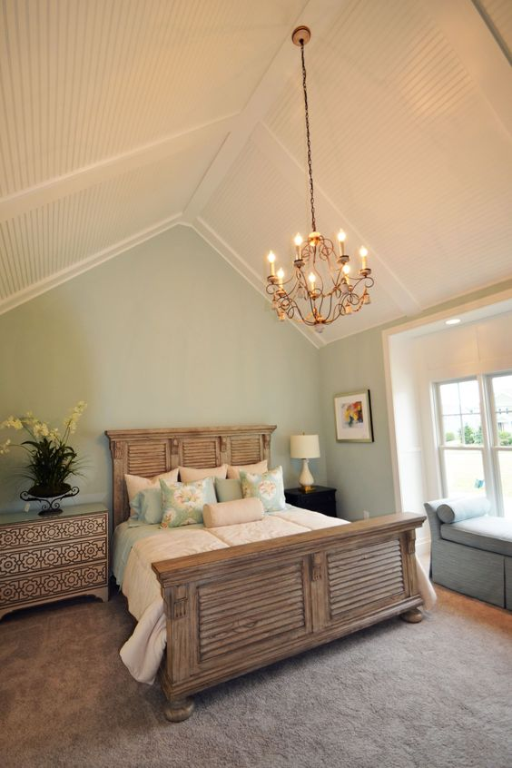 Best Ceiling Lighting Ideas That Add Style To Your Bedroom -  - interior-design - bedroom ceiling lighting house apartment hanging modern rustic led contemporary farmhouse 22 -