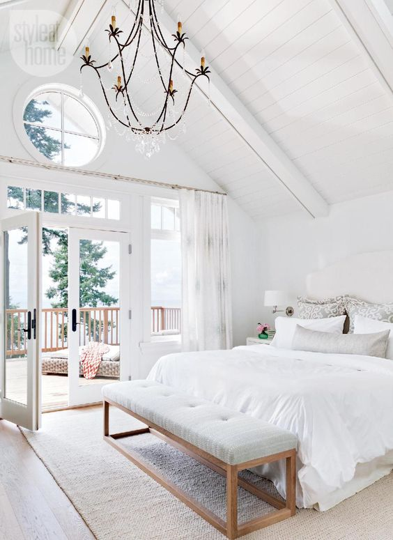 Best Ceiling Lighting Ideas That Add Style To Your Bedroom -  - interior-design - bedroom ceiling lighting house apartment hanging modern rustic led contemporary farmhouse 25 -