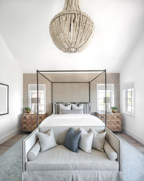 Best Ceiling Lighting Ideas That Add Style To Your Bedroom -  - interior-design - bedroom ceiling lighting house apartment hanging modern rustic led contemporary farmhouse 28 -