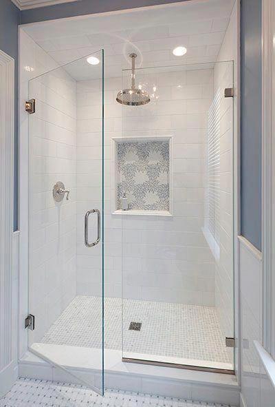 35 Incredible Bathroom Wall & Floor Tile Designs -  - interior-design - Bathroom tiles floor wall modern ideas white moroccan vintage 33 -