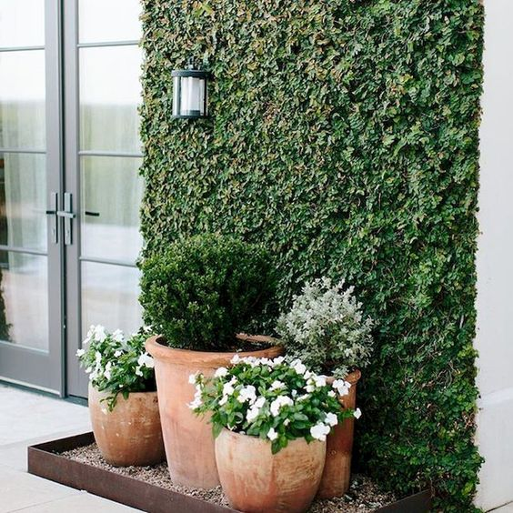 5 Practical Decor Tips & 39 Ideas For Small Backyard -  - garden - Small backyard ideas and tips simple patio with pool and narrow paths 26 -