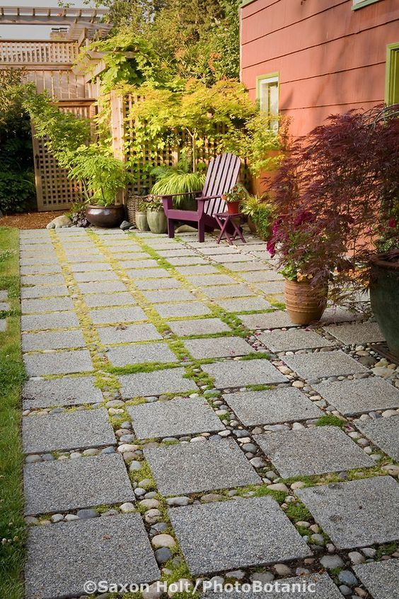 5 Practical Decor Tips & 39 Ideas For Small Backyard -  - garden - Small backyard ideas and tips simple patio with pool and narrow paths 35 -