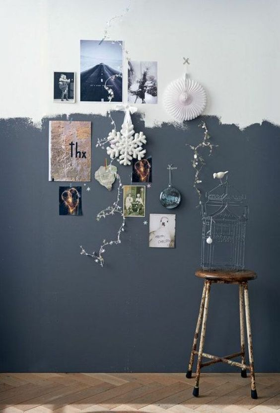 44 Unique & Rare Wall Color Ideas -  - home-decor - creative wall color ideas bedroom living room kitchen 11 -