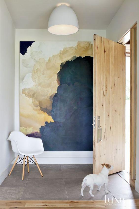 44 Unique & Rare Wall Color Ideas -  - home-decor - creative wall color ideas bedroom living room kitchen 17 -