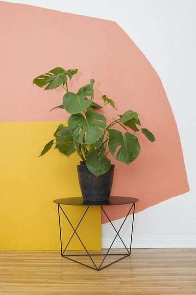 44 Unique & Rare Wall Color Ideas -  - home-decor - creative wall color ideas bedroom living room kitchen 18 -