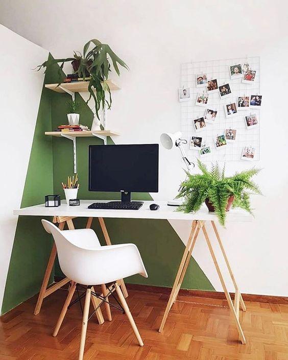 44 Unique & Rare Wall Color Ideas -  - home-decor - creative wall color ideas bedroom living room kitchen 21 -
