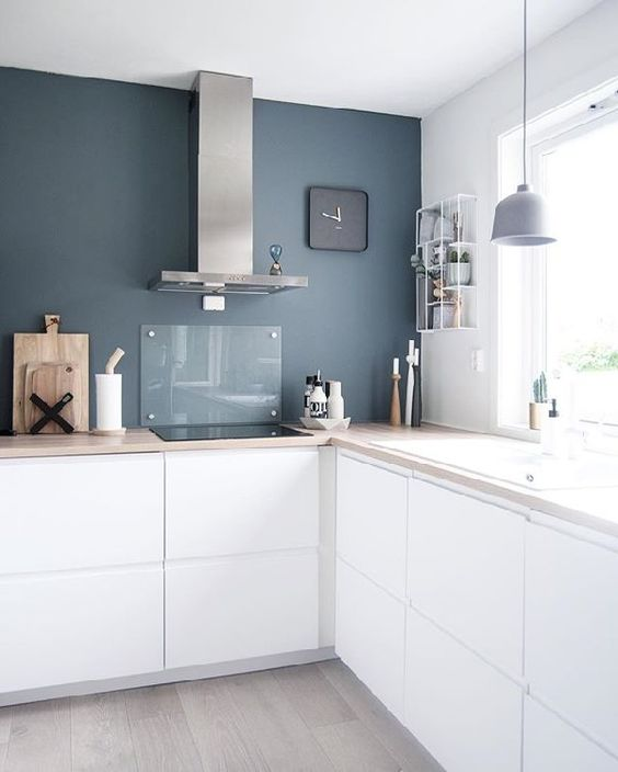 44 Unique & Rare Wall Color Ideas -  - home-decor - creative wall color ideas bedroom living room kitchen 22 -