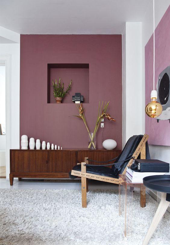 44 Unique & Rare Wall Color Ideas -  - home-decor - creative wall color ideas bedroom living room kitchen 25 -