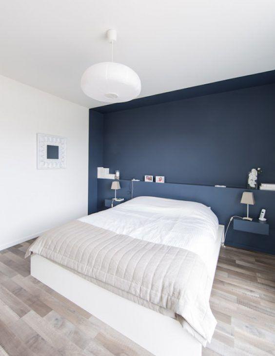 44 Unique & Rare Wall Color Ideas -  - home-decor - creative wall color ideas bedroom living room kitchen 27 -