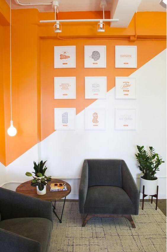 44 Unique & Rare Wall Color Ideas -  - home-decor - creative wall color ideas bedroom living room kitchen 28 -