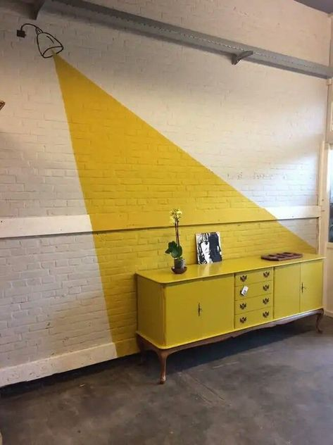 44 Unique & Rare Wall Color Ideas -  - home-decor - creative wall color ideas bedroom living room kitchen 33 -