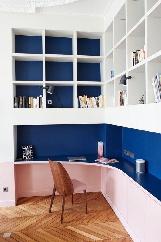 44 Unique & Rare Wall Color Ideas -  - home-decor - creative wall color ideas bedroom living room kitchen 34 -