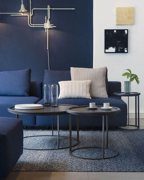 44 Unique & Rare Wall Color Ideas -  - home-decor - creative wall color ideas bedroom living room kitchen 39 -