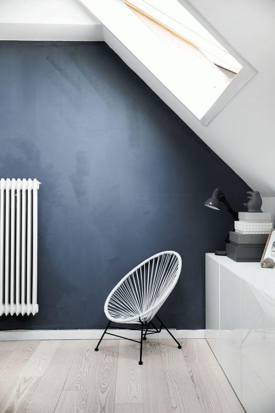 44 Unique & Rare Wall Color Ideas -  - home-decor - creative wall color ideas bedroom living room kitchen 4 -