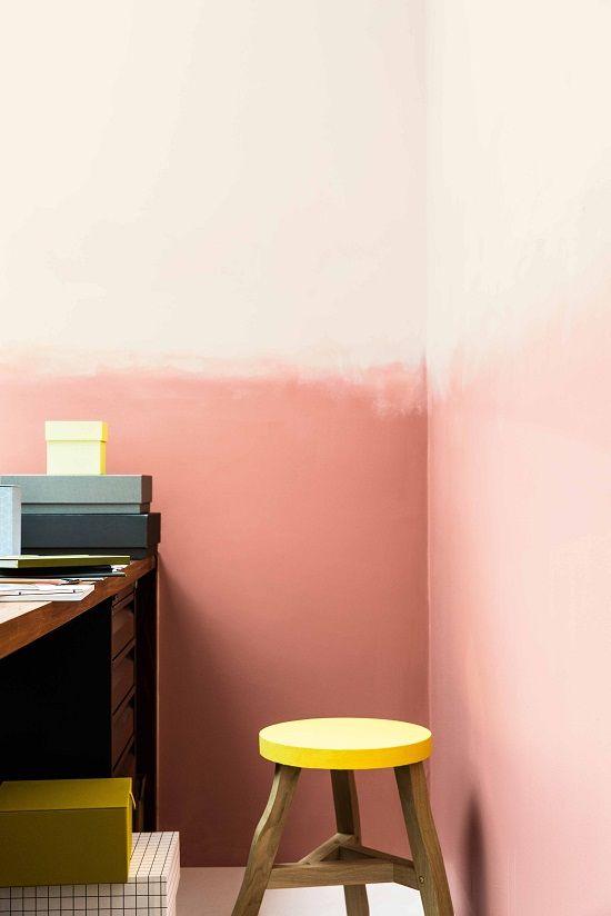44 Unique & Rare Wall Color Ideas -  - home-decor - creative wall color ideas bedroom living room kitchen 6 -